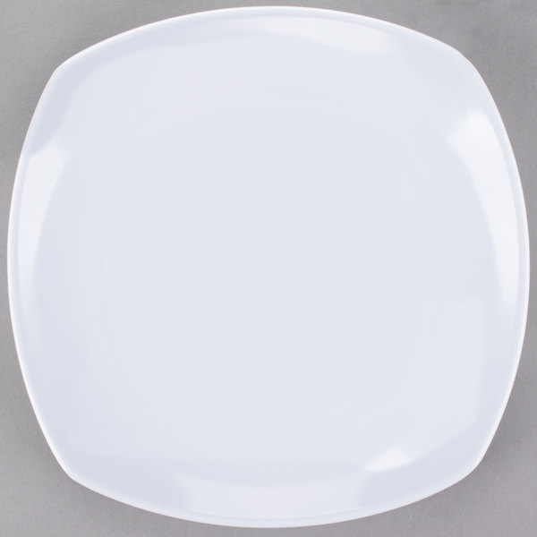 This plate is sleek yet classic with a square upturn for visual appeal. Dishwasher safe this plate can easily be cleaned so that you can immediately reuse ...  sc 1 st  WebstaurantStore & Carlisle 4330602 Upturned Corner 9 1/2\
