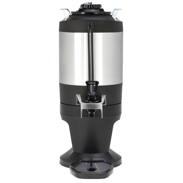 Curtis TXSG1501S600 ThermoPro 1.5 Gallon Vacuum Server with Stylized Base