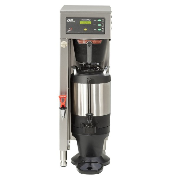 Curtis TP15S10A1100 ThermoPro Single 1.5 Gallon Coffee Brewer - 220V