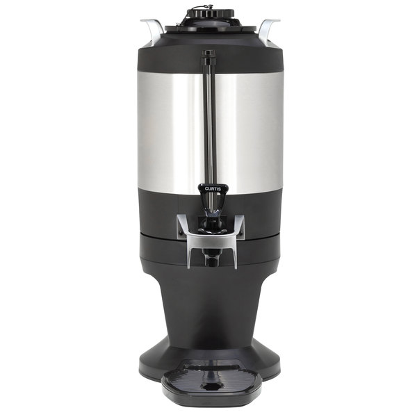 Curtis TXSG0101S600 ThermoPro 1 Gallon Insulated Server with Stand