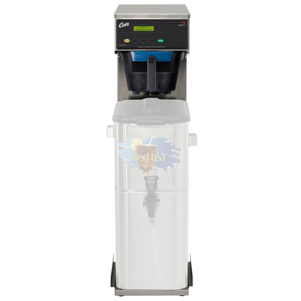 Curtis TB 3-5 Gallon Stainless Steel Iced Tea Brewer - 120V
