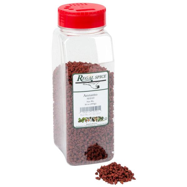Regal Annatto Seed - 16 oz.