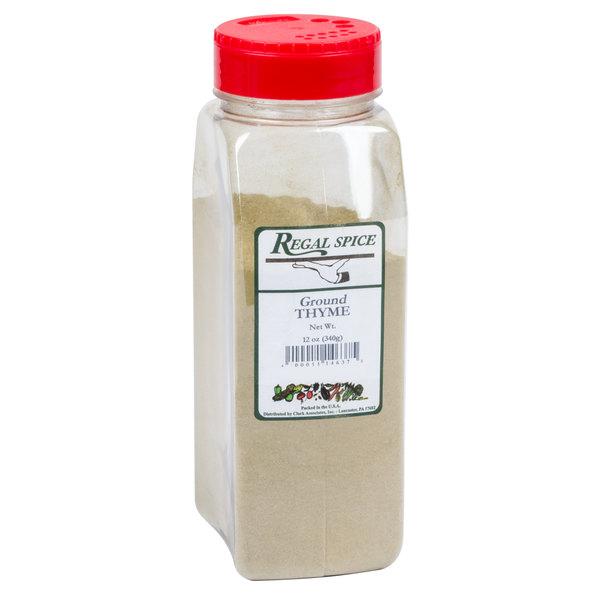 Regal Ground Thyme - 12 oz.