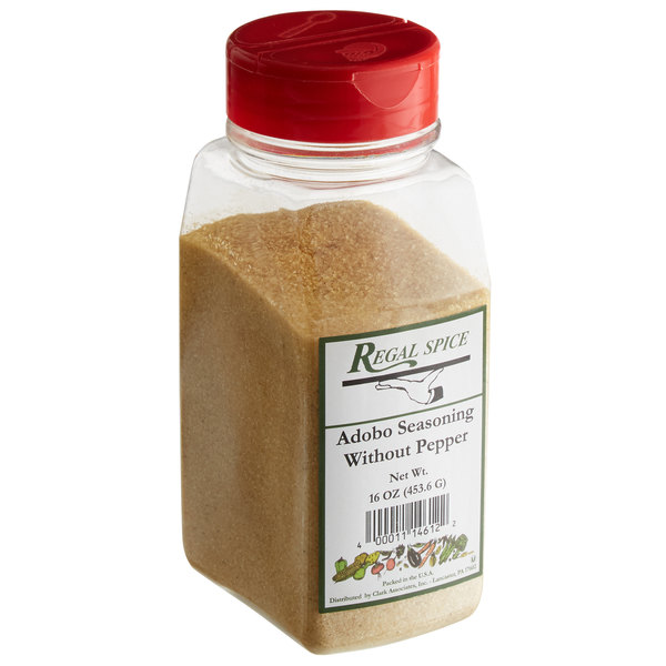 Regal Adobo Seasoning Without Pepper 16 Oz