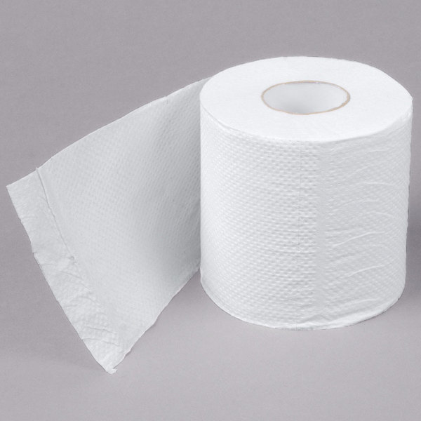 Lavex Janitorial Individually Wrapped 2 Ply 500 Sheet