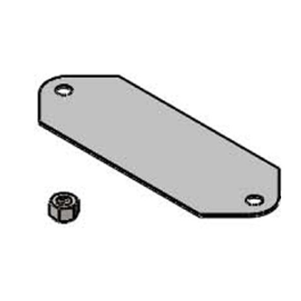 T&S 001253-45 Stainless Steel Cover Plate