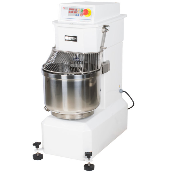 Doyon AEF025SP 88 lb. Spiral Dough Mixer with 50 Qt. Bowl - 208/240V, 4 hp