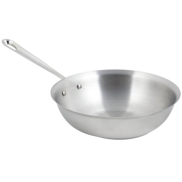"Bon Chef 60005 Cucina 10"" Stainless Steel Stir Fry Pan Main Image 1"