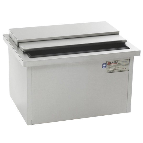 """Eagle Group DIC1420 Spec-Bar 18"""" Drop In Ice Chest"""