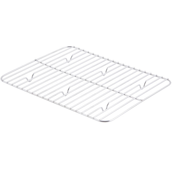 """Bon Chef 60013G Stainless Steel Grill for Cucina Small Food Pan - 10 7/8"""" x 8 3/8"""""""