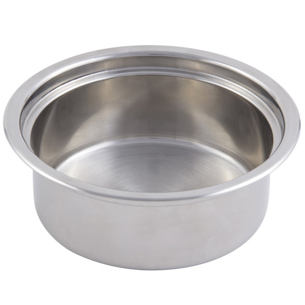 Bon Chef 60300i Stainless Steel Insert Pan for Classic Country French 2.3 Qt. Pots