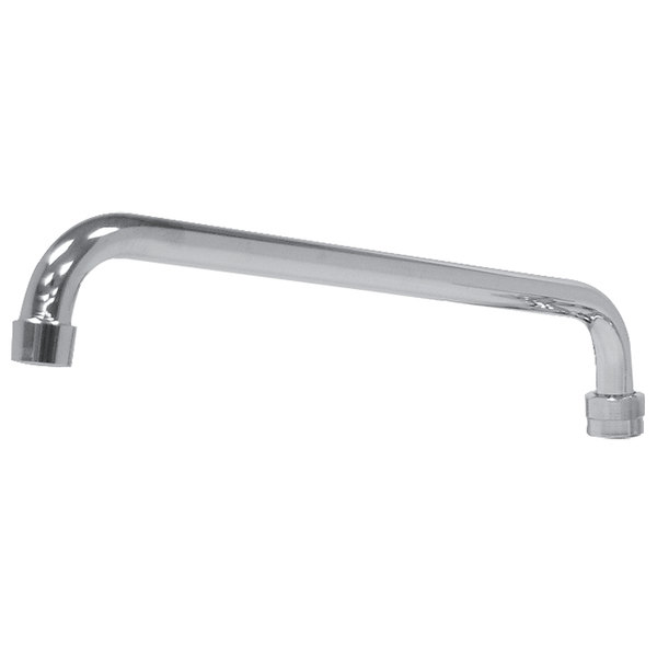 "Advance Tabco K-1SP 12"" Replacement Swing Spout for K-1 Faucet Main Image 1"