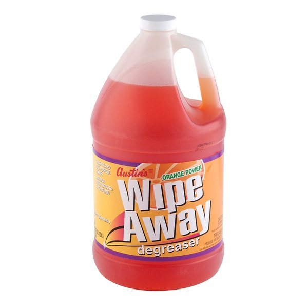 James Austin's Wipe Away Orange Multi-Purpose Degreaser 1 Gallon - 4/Case