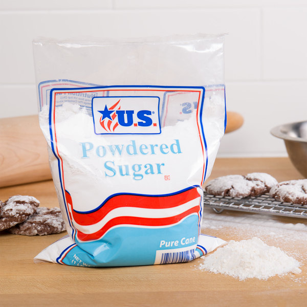 10X Powdered Sugar