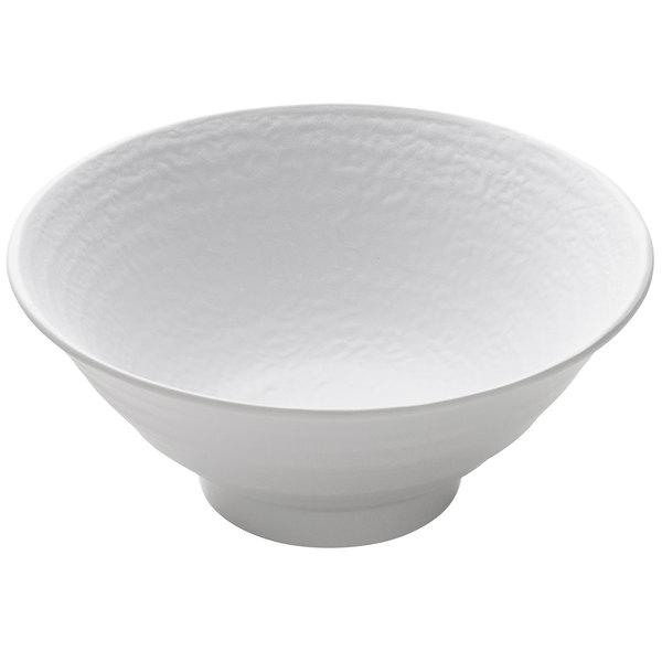 Elite Global Solutions JW1006 Zen 20 oz. White Bowl