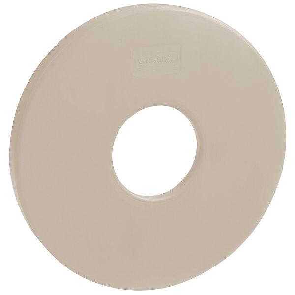 Grosfillex US601666 35 lb. Sandstone Umbrella Base Ring