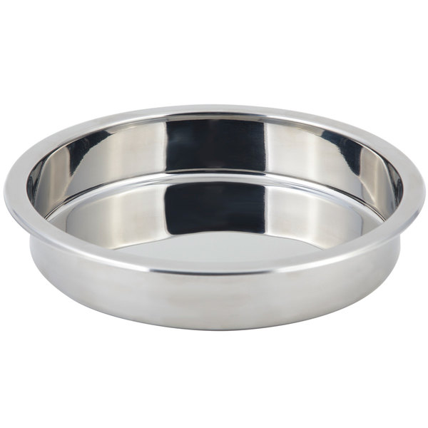 Bon Chef 20303FP 2 Qt. Extra Food Pan for Mini Induction Chafers