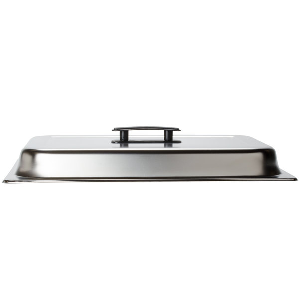 Stainless Steel Lid for 8 Qt. Rectangular Chafer