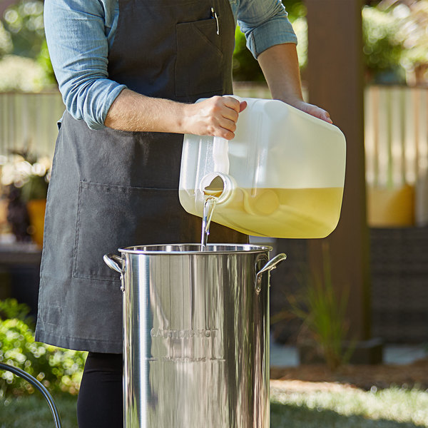 AAK Oasis Peanut Oil Blend - 35 lb. Main Image 2