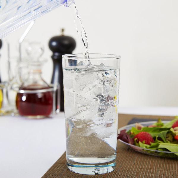 Anchor Hocking 3172U Regency 12.5 oz. Heavy Base Beverage Glass - 72/Case