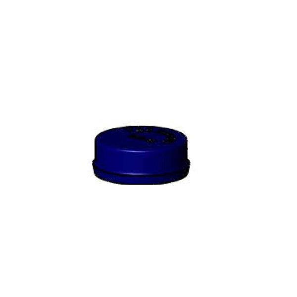 T&S 209L-GAS Blue Snap In Index for Gas Fixtures Main Image 1