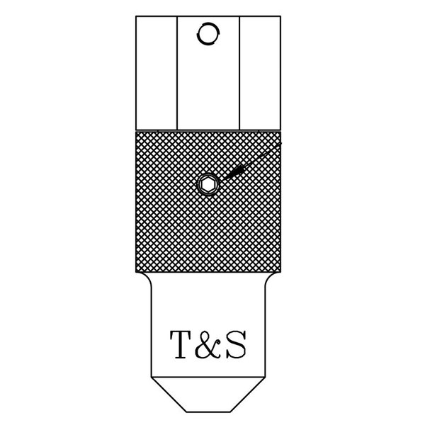 T&S 181A Shower Head Assembly for B-0973 and B-1092 Faucets