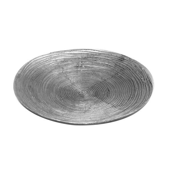 """Elite Global Solutions ALS13 Savanna Spiral 13 1/2"""" Round Dish Main Image 1"""