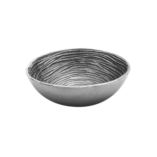 """Elite Global Solutions ALS9 Savanna Spiral-Textured 9"""" Round Bowl"""