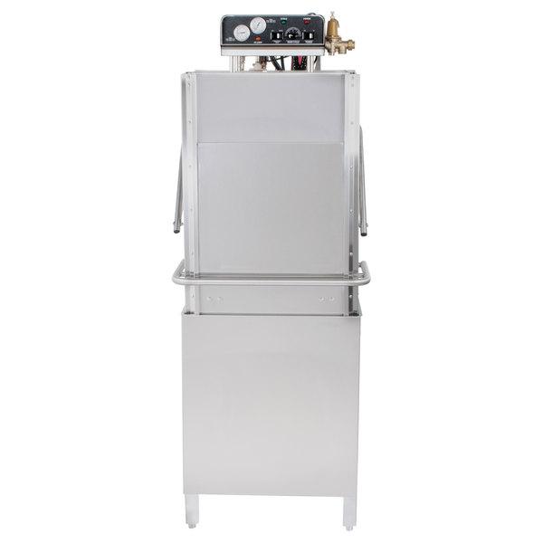Noble Warewashing HT-180 High Temperature Dual Functionality Tall Dish / Pot and Pan Washer - 208/230V, 1 Phase Main Image 1