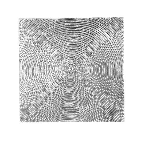 "Elite Global Solutions ALS1225 Savanna Spiral 12 1/4"" Square Dish Main Image 1"