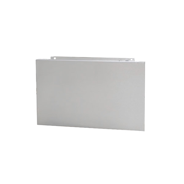 Advance Tabco TA-SHD-2 Double Stacked Drawer Side Panel