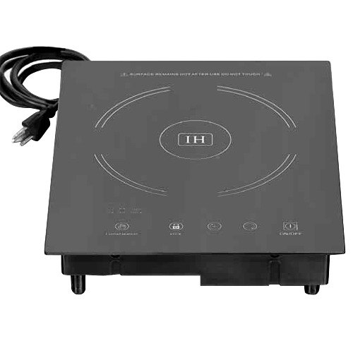 Countertop Drop In Stove : Tablecraft CW660 Drop In / Countertop Induction Range - 110V, 1800W