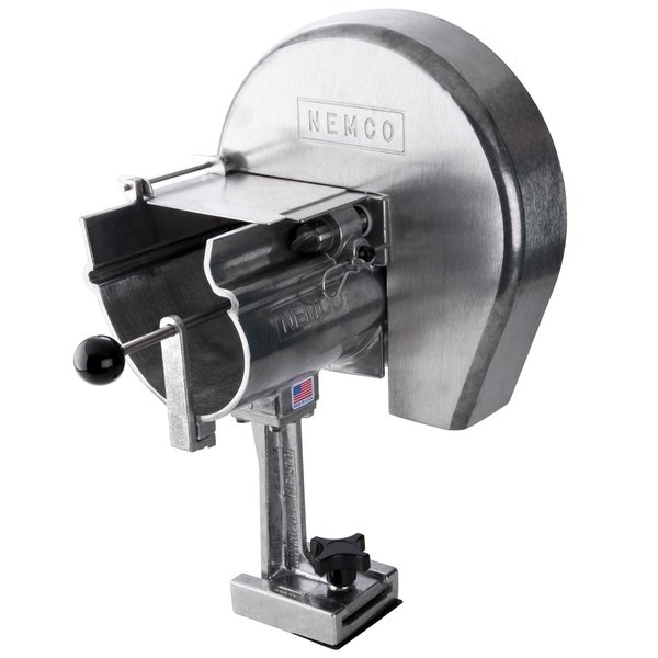 "Nemco 55200AN 1/16"" - 1/2"" Adjustable Easy Slicer Fruit / Vegetable Cutter"