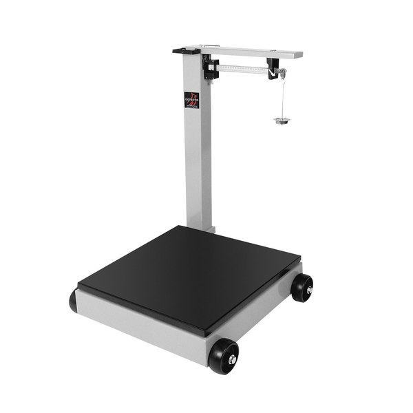 Cardinal Detecto 854F50K 500 kg. Portable Mechanical Floor Scale, Legal for Trade Main Image 1