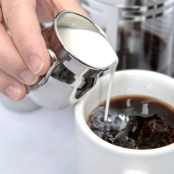 American Metalcraft MICH25 2.5 oz. Milk Can Creamer