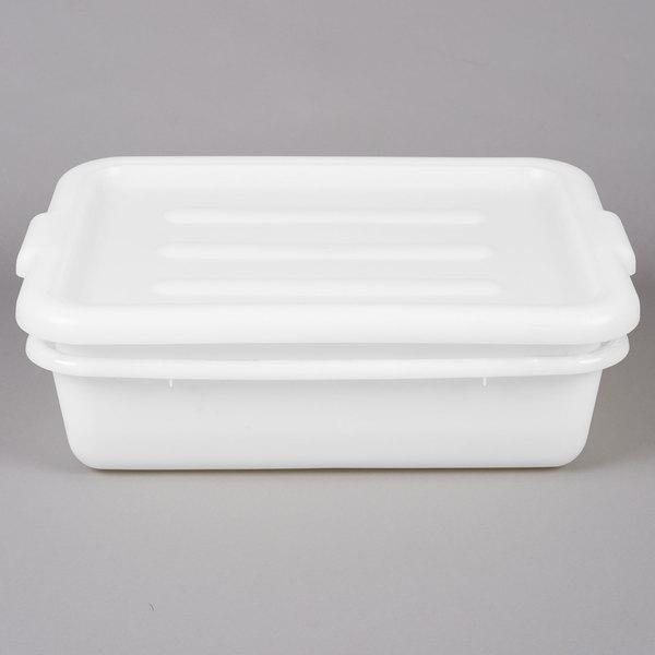 5 inch Perforated White Drain Box Set