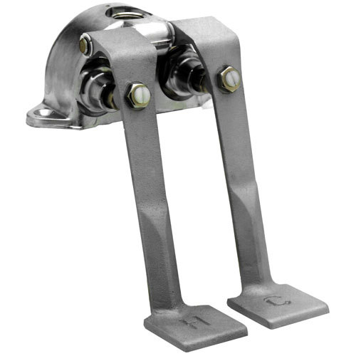 "T&S B-0503 Double Pedal Valve with 7 7/8"" Pedals Main Image 1"
