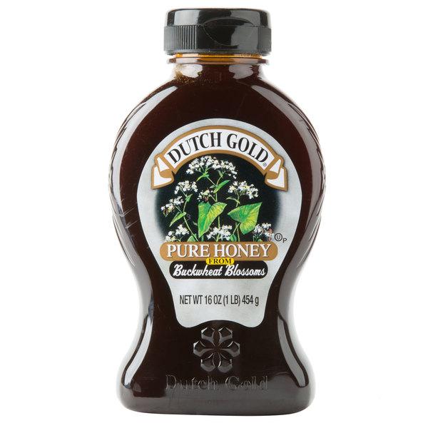 Dutch Gold 1 lb. Buckwheat Honey