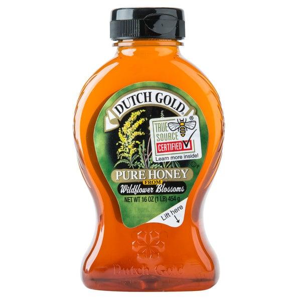 Dutch Gold 1 lb. Wildflower Honey