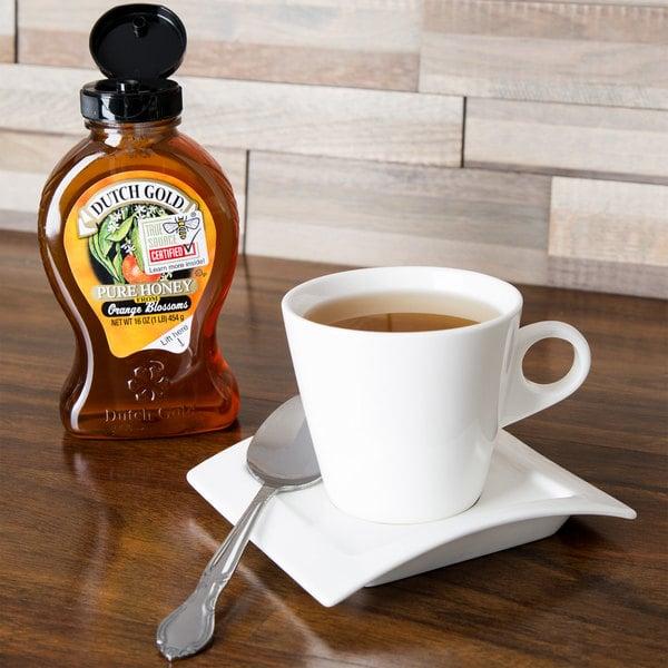 Dutch Gold 1 lb. Orange Blossom Honey Main Image 7