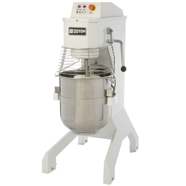Doyon BTF060 60 Qt  Commercial Planetary Floor Mixer with Guard - 208/240V,  3 Phase, 4 hp