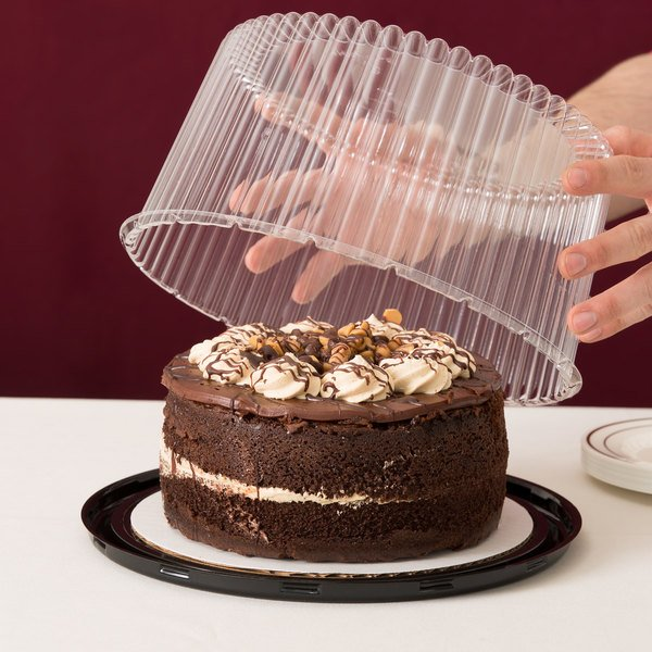 D Amp W Fine Pack G27 1 9 Quot 2 3 Layer Cake Display Container