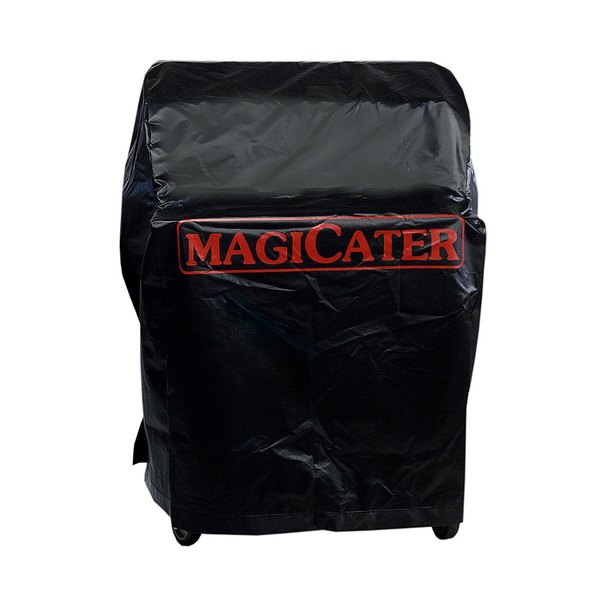 """MagiKitch'n 60"""" Vinyl Grill Cover Main Image 1"""