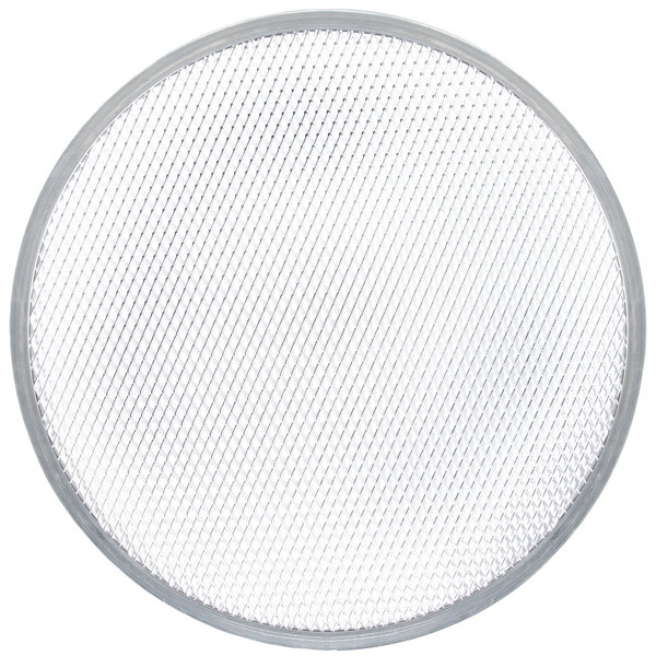 """American Metalcraft 18716 16"""" Expanded Aluminum Pizza Screen"""