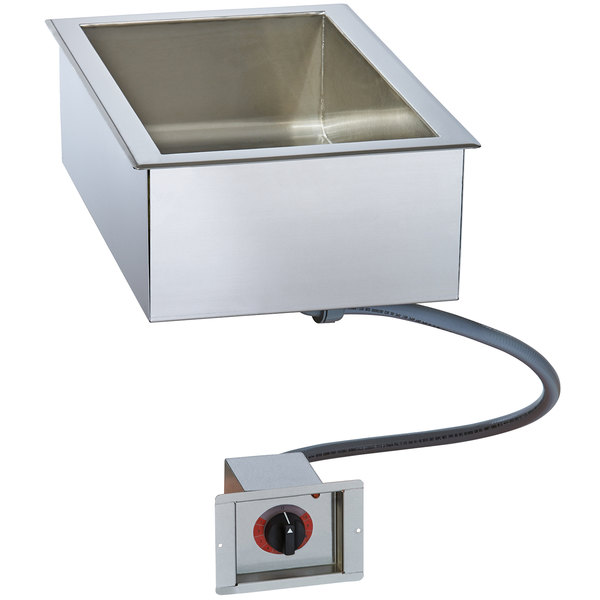 "Alto-Shaam 100-HW/D6 One Pan Drop In Hot Food Well for 6"" Deep Pans - 120V"