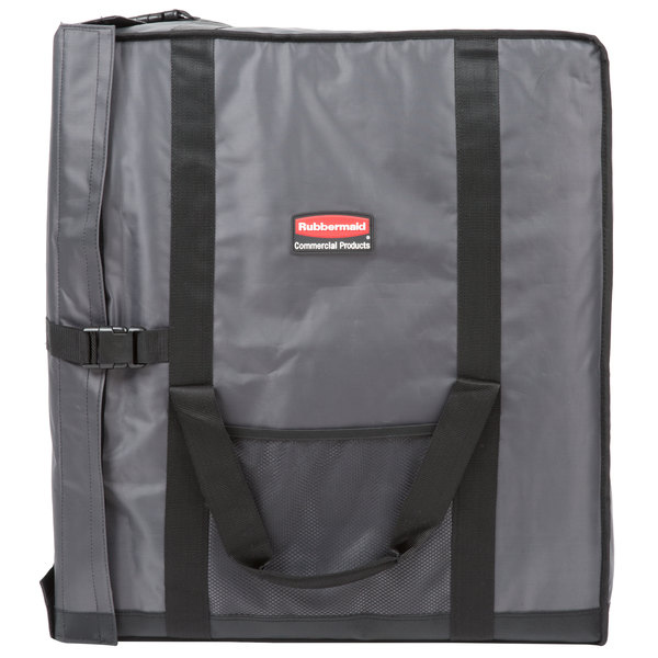 Rubbermaid Commercial ProServe Insulated Full Pan Carrier Large Gray