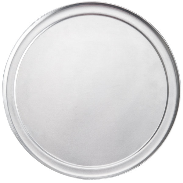 "American Metalcraft TP10 10"" Wide Rim Pizza Pan"