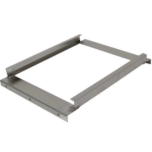 """Advance Tabco ORL-B 26"""" Oven Lift Channels for Front Load Oven Pan Racks Main Image 1"""