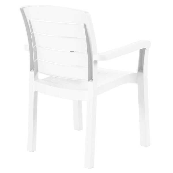 US119004 4 pack Grosfillex Acadia Dining Armchair