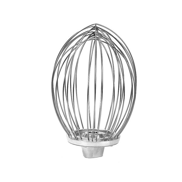 Globe XXWHIP-80 Stainless Steel Wire Whip for SP80PL 80 Qt. Mixer